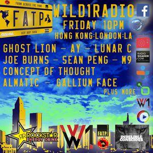 F.A.T.P HIP HOP SHOW UK s3 e26 UNDERGROUND RADIO