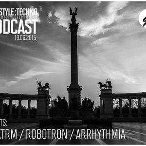 Art Style: Techno | Podcast #374 : Spktrm