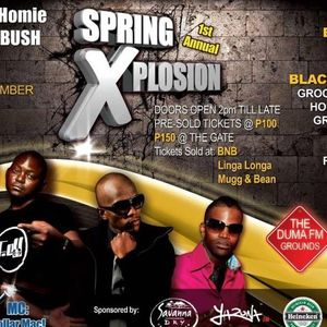A1 to SpringExplosion(mixed by wallay)
