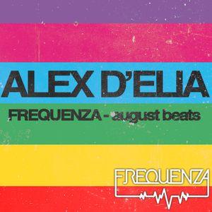 ALEX D'ELIA - FREQUENZA SUMMERBEATS -AUGUST 2012