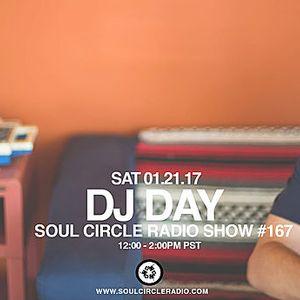 DJ Day Live on Soul Circle Radio