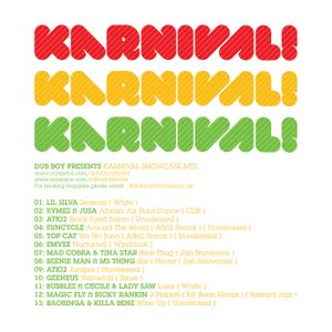 Dub Boy - Karnival Showcase Mix