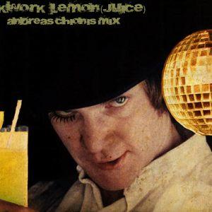 Clockwork lemon(juice) Andreas Chionis mix
