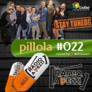 Pillola La Radio a Pezzi #022
