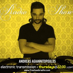 Andreas Agiannitopoulos Radio Show (electronic transmission) 23 Dec @ Freshwebradio_38