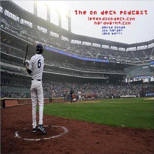 On Deck Podcast #8 - Spotlight On Andrew Seymour - 4/4/18