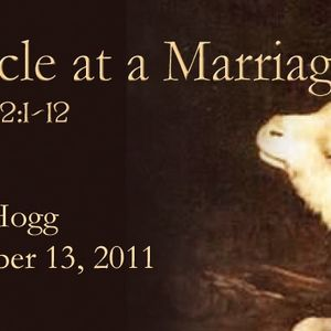 Miracle at a Marriage
