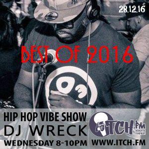 DJ Wreck - Hip Hop Vibe Show 65