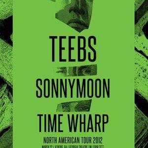 Teebs // Sonnymoon // Time Wharp North American Tour Promo Mix
