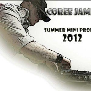 Coree Jamez - Summer Mini Promo (2012)