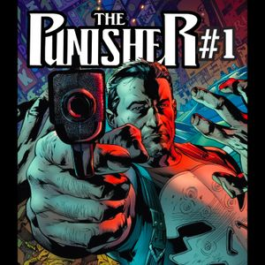 31 - Punisher 1 Vol. 9, The First Appearance Of Rachel Cole