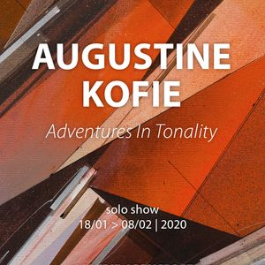 Soundtrack for ADVENTURES IN TONALITY at Galerie Openspace, Paris