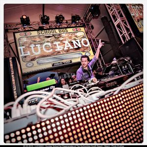 Luciano @ Sunday School Pool Party, Miami - 20 March 2016