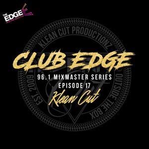 CLUB EDGE - MIXMASTER JUNE 9