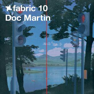 fabric 10: Doc Martin 30 Min Radio Mix
