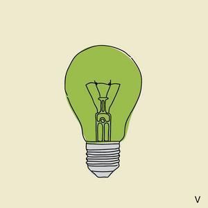 """""""Think Green Vol. V"""" - Divided"""