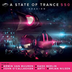 A State Of Trance 550 Invasion@Arty