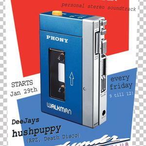"live bar set @ ""Phony Walkman"""