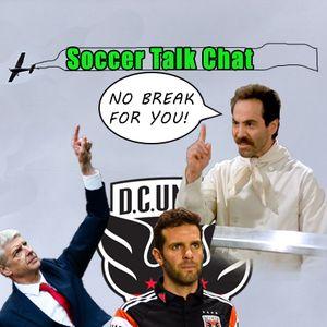43 - Arsene Wenger and DC United 3-23-17