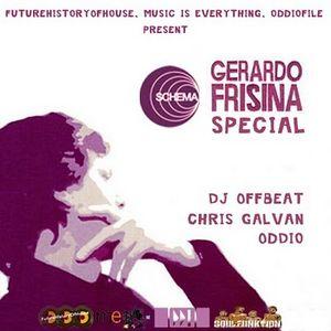 Gerardo Frisina Special - OdDio Selection