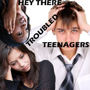 Hey There, Troubled Teenagers: 9/9/2016