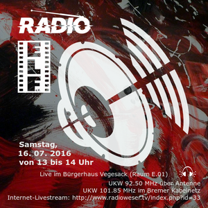Radio E.L.F. Sendung 16. 07. 2016