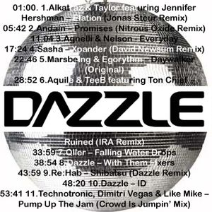 Dazzle's Weekly Forcast 24 2011