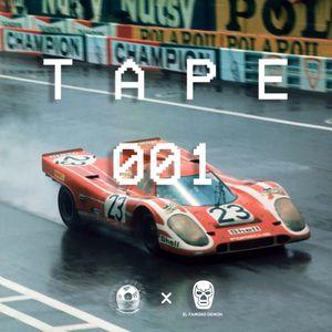 TAPE 001   Beat Soup x El Famoso Demon