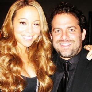 Mariah Carey & Director Brett Ratner March 27, 2015