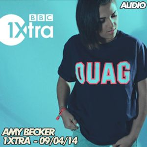 Amy Becker – BBC 1xtra Daily Dose – 09/04/2014