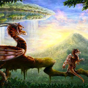 Psybertronika 002 - The Dragonians Dance (Psy Chill)