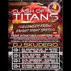 clash of the titans halloween special 2012 cd 4