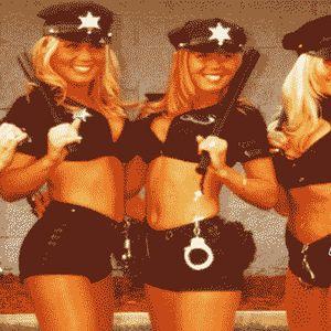 Cops On Fire # 2
