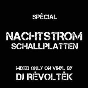 "Spécial Nachtstrom Schallplatten - Remixed By RévoltèK - Set 34 - "" Vinyl Only """