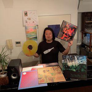 "dublab.jp ""suburbia radio"" @ Cafe Apres-midi(20.7.15)"