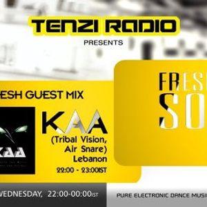 Exclusive mix for Tenzi.fm