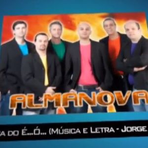 ALMANOVA - A DANÇA DO É O Mix By Dj.Discojo