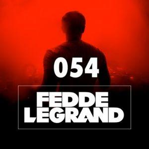 Fedde Le Grand - Dark Light Sessions 054 (Best of FLG)