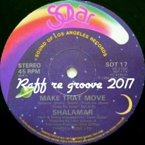 Shalamar re groove 2017 Preview