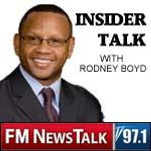 Insider Talk with Rodney Boyd: July 17th, 2016