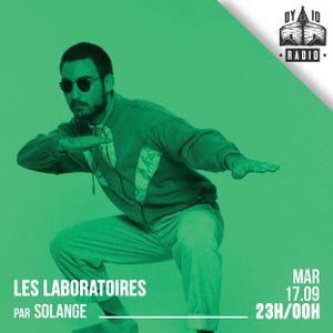 LES LABORATOIRES - #0401 - 4ème vie - 17/09/2019 - RADIODY10.COM