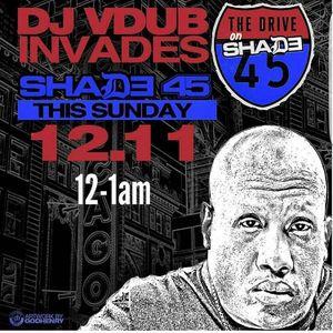THE DRIVE PRESENTS DJ V DUB (CHICAGO)