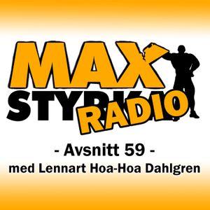 Avsnitt 59 - Lennart Hoa-Hoa Dahlgren