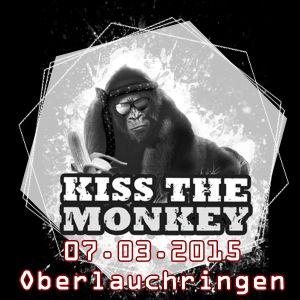 LIVE Kiss The Monkey Lauchringen 07.03.2015 Teil 3