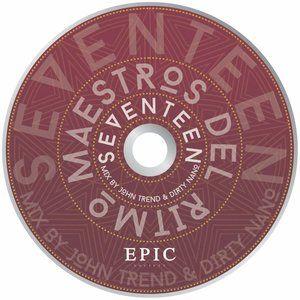 Maestros del Ritmo vol 17 - 2016 Official Mix by John Trend