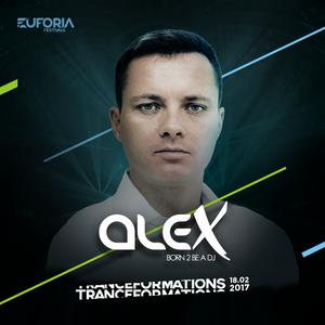 TRANCEFORMATIONS 2017 - Dj Alex (Wrocław, 18-02-2017)