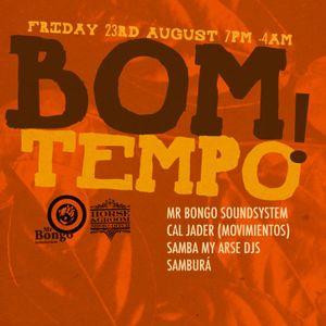 Mr Bongo Soundsystem Carnival mix