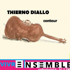 ▂ ▃ ▄ VIVRE ENSEMBLE ▅ ▄ ▂11.03.20_1ère partie- •^v^–[THIERNO DIALLO conteur d'Afrique ]–^v^•