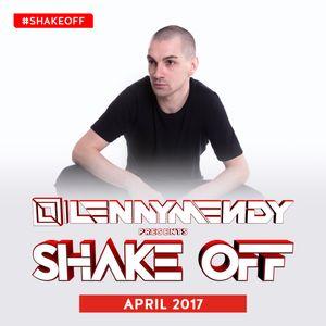 LENNYMENDY Pres Shake Off // April 2017