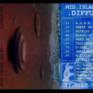 .MID.ISLAND.DOLBY.  -  .DIFFUSION. cassette